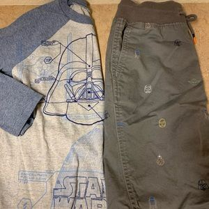 Boys Star Wars Outfit
